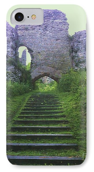 IPhone Case featuring the photograph Castle Gate by John Williams