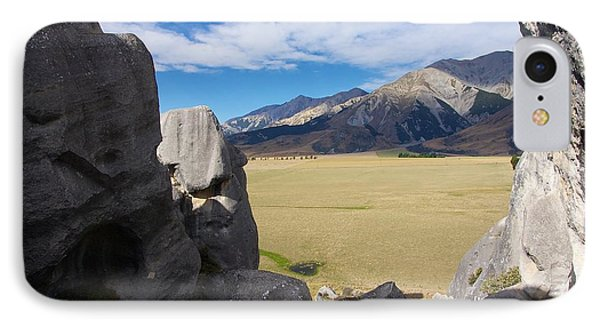IPhone Case featuring the photograph Castle Hill #5 by Stuart Litoff