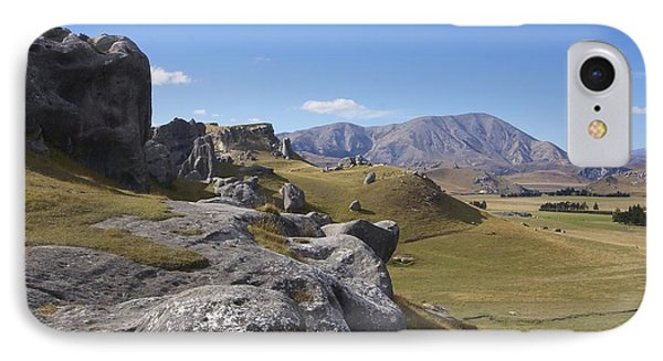IPhone Case featuring the photograph Castle Hill #6 by Stuart Litoff
