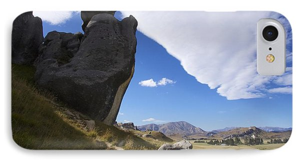 IPhone Case featuring the photograph Castle Hill #7 by Stuart Litoff