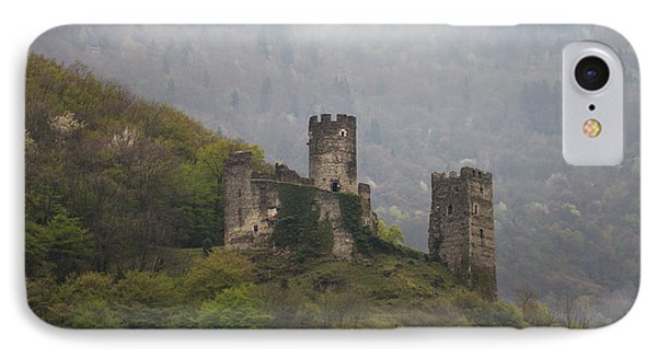 Castle In The Mountains. IPhone 7 Case