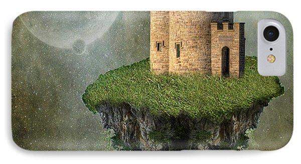 Castle In The Sky Phone Case by Juli Scalzi