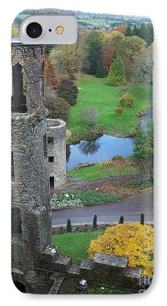 Castle Keep IPhone Case by Marilyn Zalatan