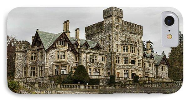 Hatley Castle IPhone Case by Marilyn Wilson