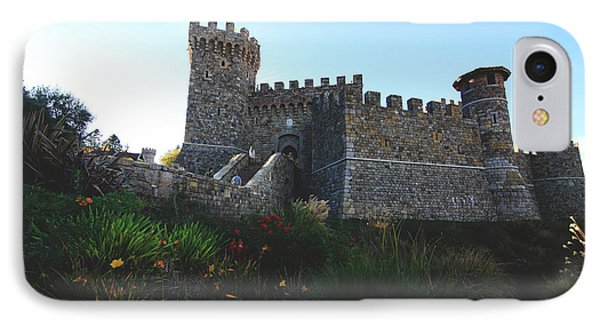 Castle Of Love IPhone Case by Laurie Search