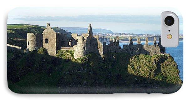 Castle Ruins IPhone Case by Marilyn Zalatan
