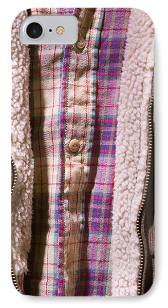 Casual Clothing IPhone Case by Tom Gowanlock