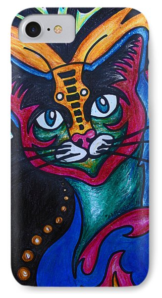 Cat 2 IPhone Case