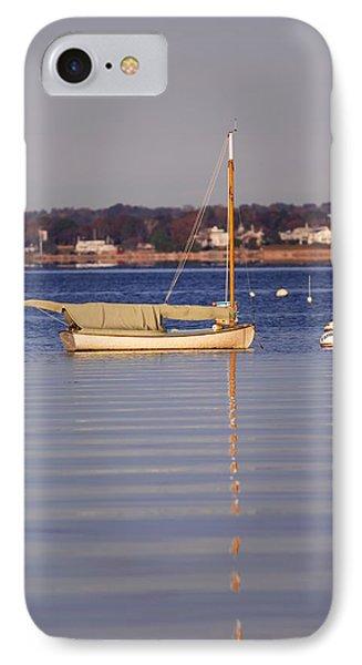 Cat Boat IPhone Case