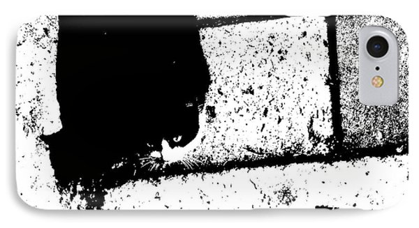 CAT Phone Case by Rick Todaro