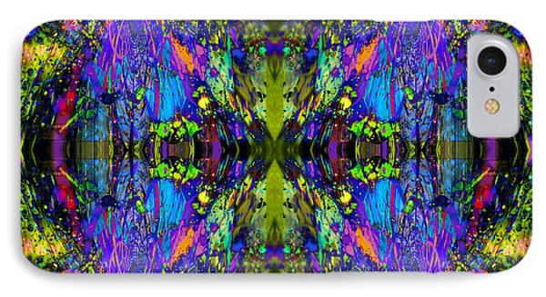 Cataclysmic Symphony IPhone Case by Robert Kernodle