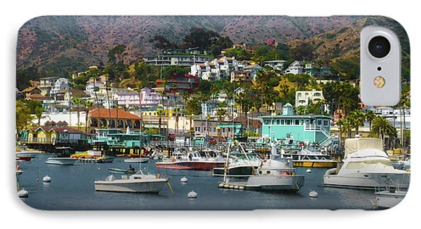 Catalina Express  View IPhone Case by Joseph Hollingsworth