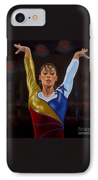 Catalina Ponor IPhone Case by Paul Meijering