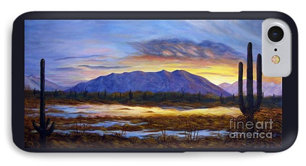 Catalina Sunrise Phone Case by Judy Filarecki