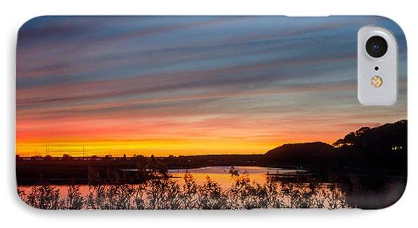 Cataumet Sunset IPhone Case