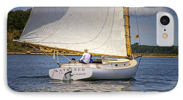 Catboat Kathleen IPhone Case