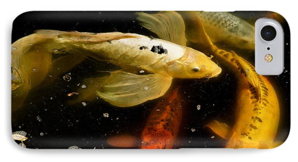 Catch Of The Day IPhone Case by Ira Shander