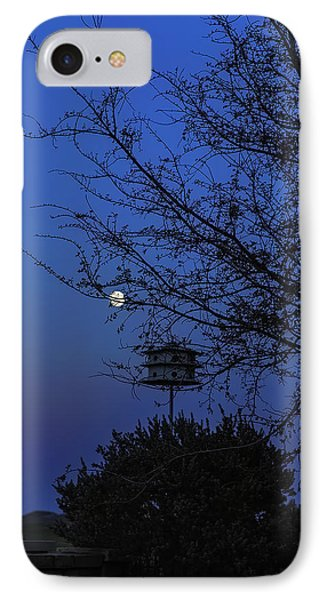 Catching Moonlight IPhone Case by Nancy Marie Ricketts