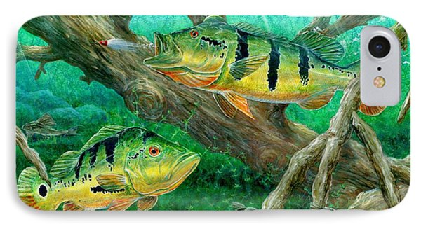 Catching Peacock Bass - Pavon IPhone 7 Case