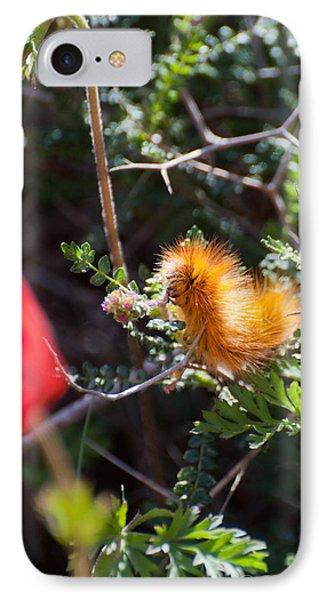Caterpillar Phone Case by Jacob Sela