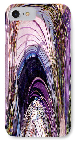 Cathedral 1 Phone Case by Ursula Freer