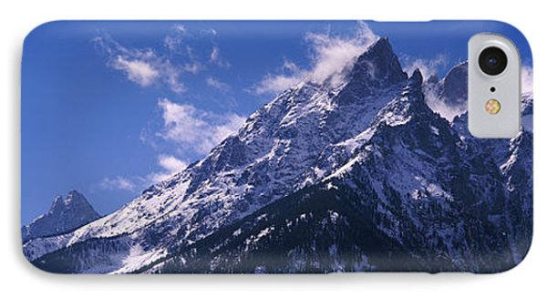 Cathedral Group Grand Teton National IPhone Case