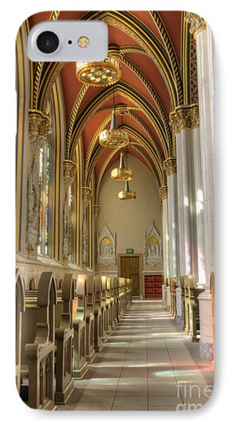 Cathedral Of Saint Helena IPhone Case by Juli Scalzi