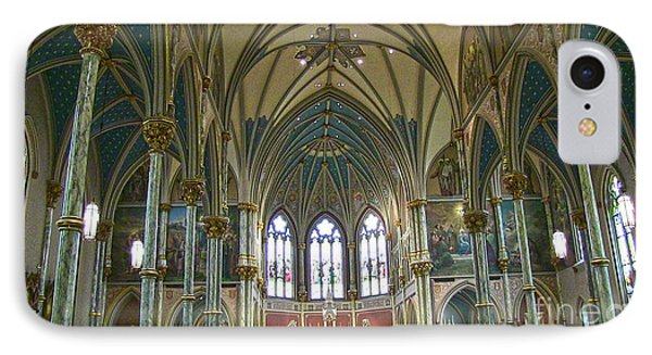 Cathedral Of Saint John The Baptist IPhone Case by D Wallace