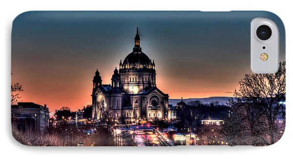 Cathedral Of Saint Paul IPhone Case