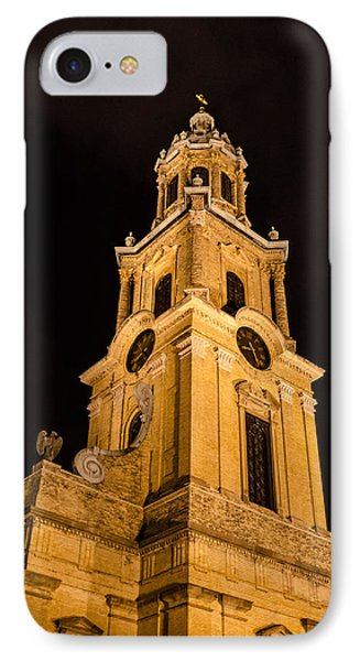 Cathedral Of St. John The Evangelist  1 IPhone Case by Susan  McMenamin