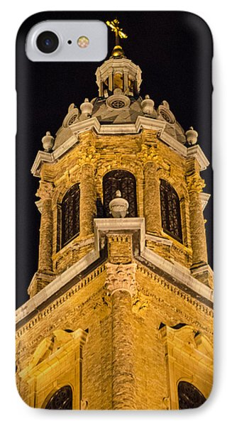 Cathedral Of St. John The Evangelist  2 IPhone Case by Susan  McMenamin