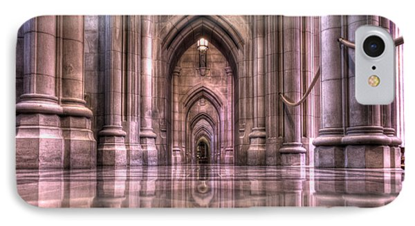 Cathedral Reflections IPhone Case by Shelley Neff