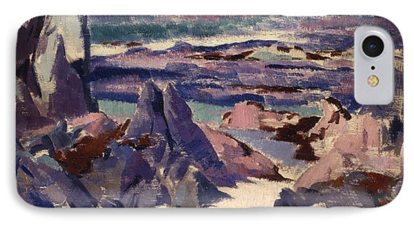 Cathedral Rock IPhone Case by Francis Campbell Boileau Cadell