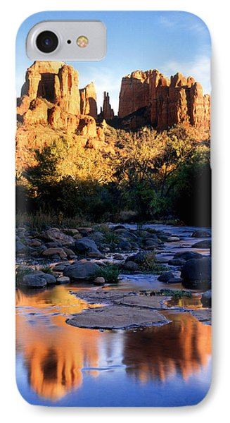 Cathedral Rock Sedona Az Usa IPhone Case