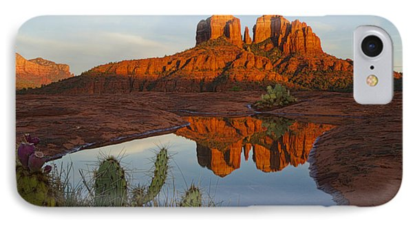 Cathedral Rock's Bath 0299 IPhone Case