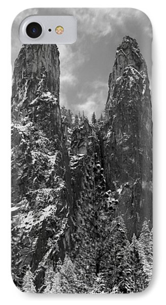 Cathedral Spires IPhone Case