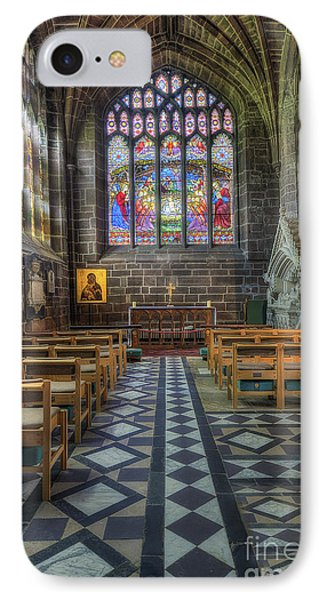 Cathedral Window IPhone Case by Ian Mitchell