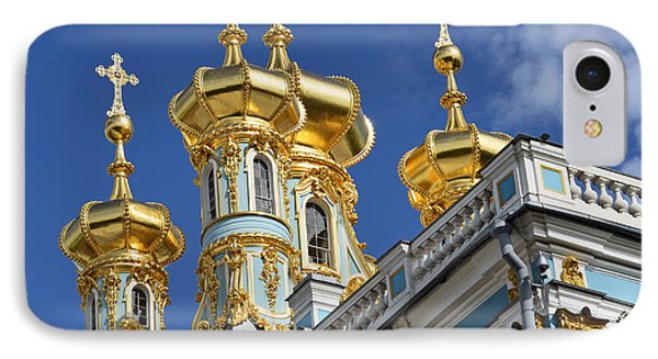 Catherine's Palace IPhone Case by Harvey Barrison