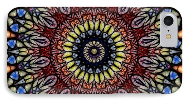 Catherine's Window IPhone Case by Wendy J St Christopher