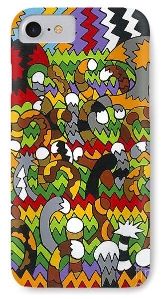 Catnip IPhone Case by Rojax Art