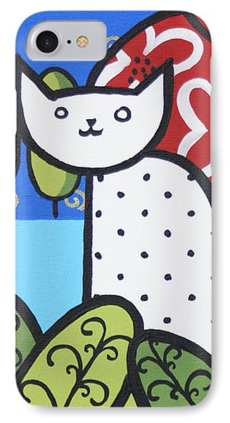 Cats 1 Phone Case by Trudie Canwood