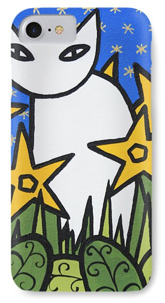 Cats 2 Phone Case by Trudie Canwood