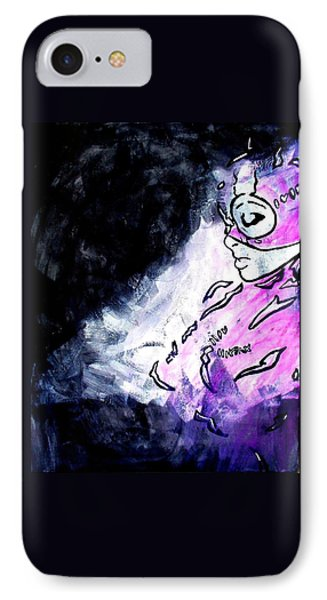 Catwoman Purple Suit IPhone Case