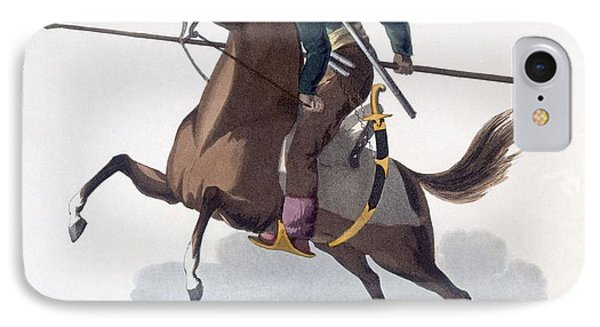 Cavalry Man, 1818 IPhone Case