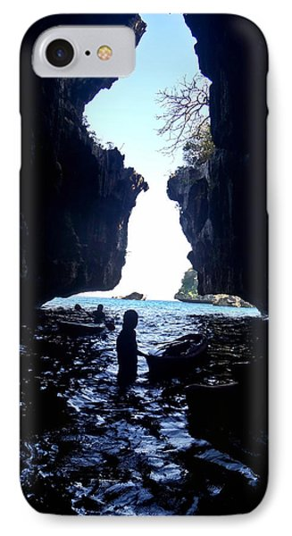 Cave IPhone Case