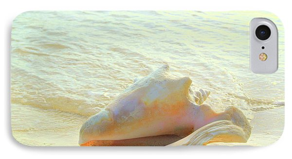 Cayman Conch #3 IPhone Case