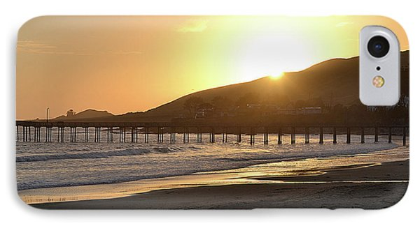 Cayucos IPhone Case by Suzette Kallen