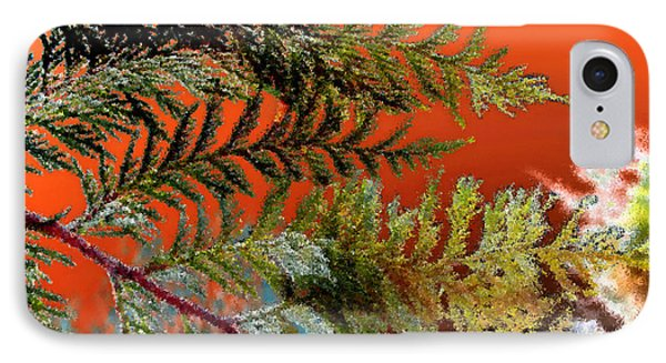 IPhone Case featuring the photograph Cedar Canvas by Gwyn Newcombe