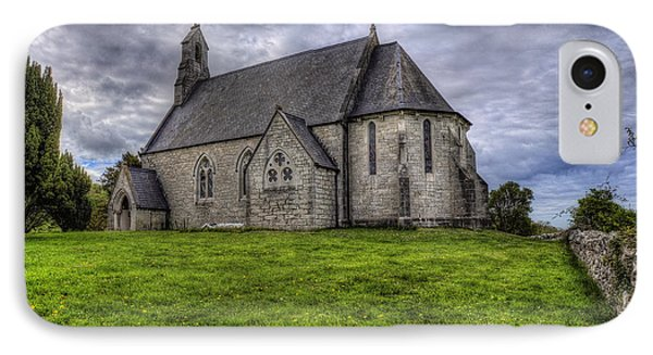 Cefn Meiriadog Parish Church Phone Case by Ian Mitchell