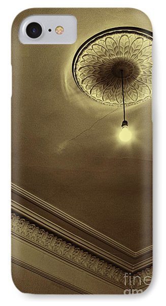 IPhone Case featuring the photograph Ceiling Light by Craig B